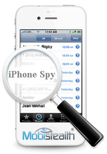 Mobistealth iPhone MobiStealth iPhone Spy App